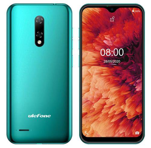 ULEFONE Note 8P 2/16GB Turkusowy